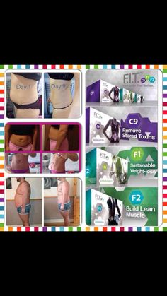 Great results can be achieved!   After following the F.I.T programme for 69 days  Ultimate Wellness & Aloe