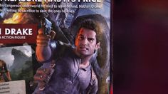 Our Uncharted 4 Action Figure Came with a Weird Defect NECA have just released an Uncharted 4 (Nathan Drake) action figure so Marty and Alanah unboxed it only to discover a strange interchangeable head issue. September 20 2016 at 07:42PM  https://www.youtube.com/user/ScottDogGaming