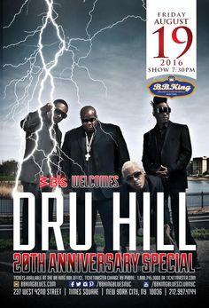 Dru Hill (8.19.16)