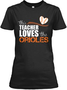 This Teacher Loves The Orioles