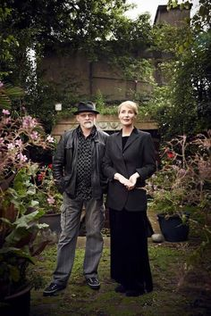 """Dead Can Dance: """"I have sung since before I can remember. I am not unique, I am focused; I choose to open the pathway of the heart instead of rational intellect."""" - Lisa Gerrard"""