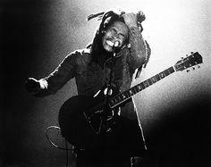Bob Marley Jammin'