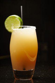 Smokey Paloma tequila cocktail