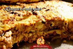 Recette de lasagnes d'aubergines | Petits Plats Entre Amis