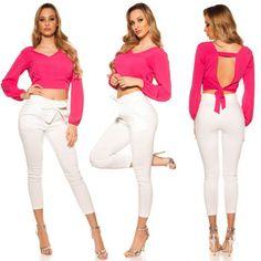 Novinky – Sissy Boutique Jeans Pants, White Jeans, Boutique, Fashion, Flare Leg Jeans, Moda, Fashion Styles, Fashion Illustrations, Denim
