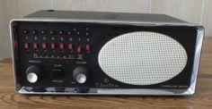 Electra Bearcat III Scanner FM 8 Channel Receiver Mfg 1977   eBay