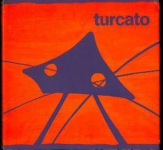 TURCATO - Caruso Vana (a cura di), Giulio Turcato. Opere 1954-1973. Macerata, La Nuova Foglio, 1973.