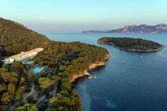 Aerial view of the Barceló Formentor Hotel. This is one of our favourite pictures!