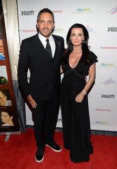 Kyle Richards Photos Photos - Mauricio Umansky (L) and Kyle Richards attend the AltaMed Power Up, We Are The Future Gala at the Beverly Wilshire Four Seasons Hotel on May 12, 2016 in Beverly Hills, California. - AltaMed Power Up, We Are The Future Gala