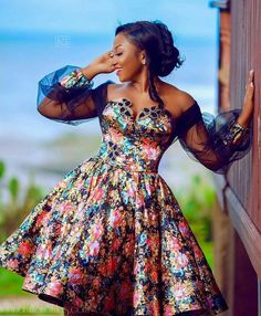 Latest Women's Ankara Styles-Volume 4 African Attire, African Wear, African Dress, African Fashion Ankara, African Print Fashion, African Prints, Afro, Sexy Outfits, Fashion Outfits