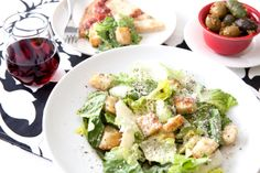 Epicure's Caesar Salad Epicure Recipes, Cooking Recipes, Yummy Eats, Yummy Food, Italian Night, Dinner For Two, Caesar Salad, Tasty Dishes, Salads