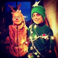 #happy#new#year#godt#nyttår#julebukk#nyttårsbukk#søteste#reindeer#reinsdyr#juletre#christmastree#christmas##kostyme#hjemmelaget#home#made#norge#norway#bergen#leirvikneset#godvik