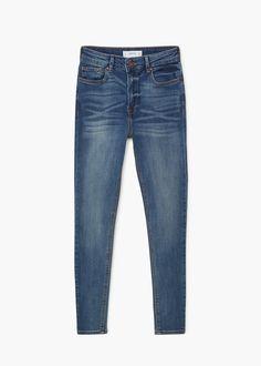 Soho skinny jeans   MANGO