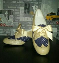 Zapatos de Alcañizana