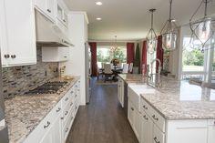 Kitchen Backsplash: Vitra Art Fusion Mosaic by Florida Tile Color: Rock J. Flooring Store, Vinyl Tiles, Parade Of Homes, Color Tile, Home Photo, Kitchen Backsplash, Custom Homes, Hardwood, Carpet