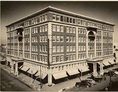 The Adams Building Downtown Port Arthur Texas