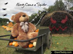 Happy Halloween from GiantTeddy.com!
