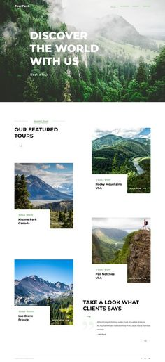 This is our daily Website design inspiration article for our loyal readers. - This is our daily Website design inspiration article for our loyal readers. Every day we are showca - Travel Website Design, Website Design Layout, Homepage Design, Web Design Tips, Web Design Services, Design Strategy, Web Layout, Layout Design, Design Ideas