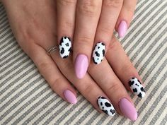 Nail Art Designs That are Beautiful and Easy For Everyon.- Nail Art Designs That are Beautiful and Easy For Everyone 80s Nails, Aycrlic Nails, Nail Manicure, Coffin Nails, Summer Acrylic Nails, Best Acrylic Nails, Pastel Nails, Summer Nails, Nail Swag