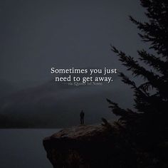 Sometimes you just need to get away. via (http://ift.tt/2jMrgof)