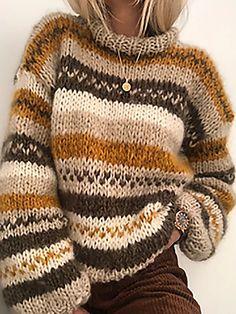 Knitting Kits, Free Knitting, Knitting Projects, Knitting Machine, Vintage Knitting, Fall Knitting Patterns, Knit Sweater Patterns, Knitting Ideas, Sock Knitting