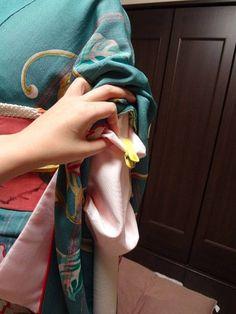 長襦袢と着物の袖が合わないとき : ひとひらキモノつれづれ