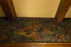 Ahwahnee Hotel mural room