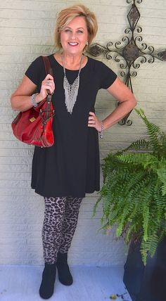 Leopard Print And Phyllis Diller Pinterest Tunics