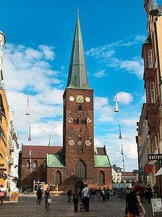 Domkirken in Aarhus