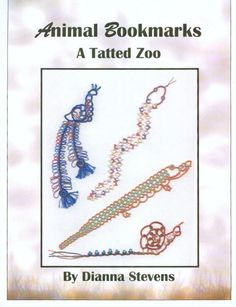 Gallery.ru / Фото #1 - Animal_Bookmarks - mula...THIS IS A BOOK WITH PATTERNS!!
