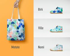 Well-designed kids shoes for colourful steps in life.