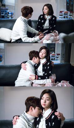 My favorite scene Kim Min, Lee Min Ho, Movie Couples, Cute Couples, Live Action, Romance, K Pop, Robot 2017, Yo Seung Ho