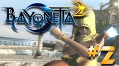 Bayonetta 2 (Wii U) | Oh look,  A Squirrel!! (Chapter 1) | Part 2
