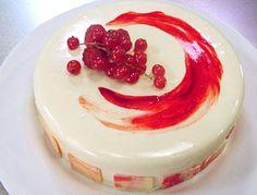 bavarese cioccolayo bianco e frutti rossi di luca montersino