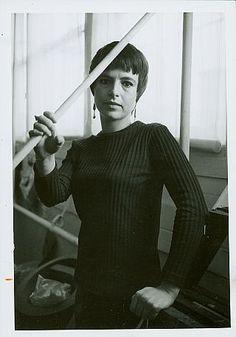 Eva Hesse, c. 1969