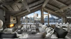 Booking.com: Les 3 Chalets Courchevel - Courchevel, France