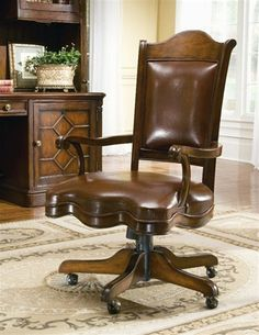 Library bookcase home office desk chair Home Office Desks, Furniture Chair, Office Desk Chair, Office Furnishing, Chair, Home Office, Leather Furniture, Library Bookcase, Office Furniture
