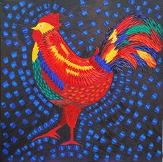 The Rooster Strut