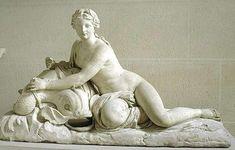 Amphitrite-de-jacques-Prou. Musée du Louvre.
