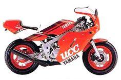 Yamaha ysr50 ucc