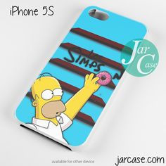 Simpson Homer Phone case for iPhone 4/4s/5/5c/5s/6/6 plus