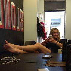 Hello blondies! ❤️✌️ ❌❤️❌❤️ #selfie #blondesalon #blondtourage #blondecolorspecialist #oribe #blondehair #blondecolor #weho #westhollywood
