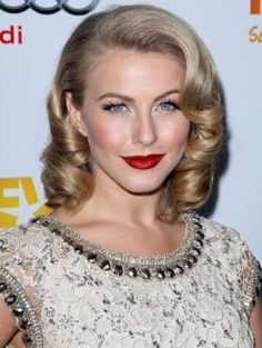 mid length retro hairstyles - Google Search