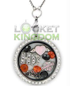 Infinity Love HD Charm Locket – Locket Kingdom