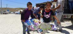 Seit über einem Jahr sind tausende Menschen im Nordirak auf der Flucht. Der ASB leistet Hilfe - mit Unterstützung des Auswärtigen Amtes.