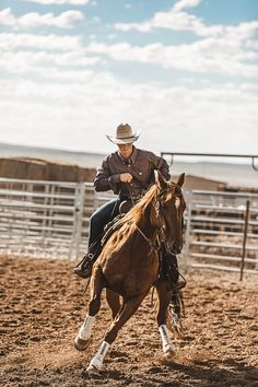 Find the latest styles in cowboy boots & hats, western wear, work boots and much more. Western Horse Riding, Horse Riding Tips, Cowboy Horse, Barrel Racing Saddles, Barrel Racing Horses, Western Photography, Horse Photography, Cowboy Pictures, Cowboy Images