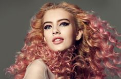 Use Hair Chalk or Clip-In Color pieces for a temporary hair look that will pump up the volume this summer #hairlooks #color #howto