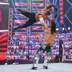 The must-see images of Raw, June 28, 2021: photos | WWE John Morrison, Drew Mcintyre, Battle Royal, High Stakes, Aj Styles, Wwe Photos, See Images, Professional Wrestling, Superstar