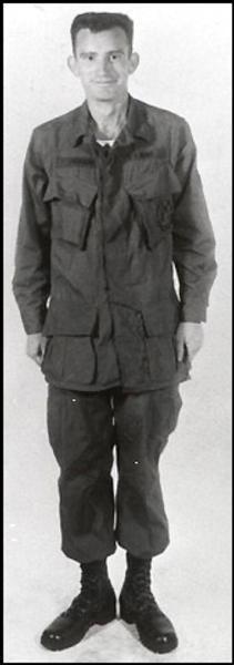 Virtual Vietnam Veterans Wall of Faces | HENRY JACKSON | ARMY