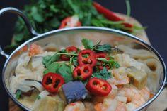 Thai Red Noodle Soup
